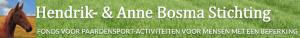 Logo Hendrik- en Anne Bosma Stichting