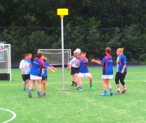 Stichting Hart in Friesland - KV Oerterp: G-Korfbal