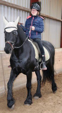 Stichting Hart in Friesland - Bûtenút : aangepaste paardensport
