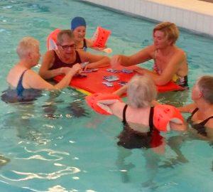 Stichting Hart in Friesland - De Warrenhove : zwemmen