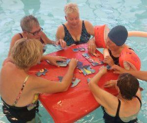 Stichting Hart in Friesland - Warrenhove : zwemmen